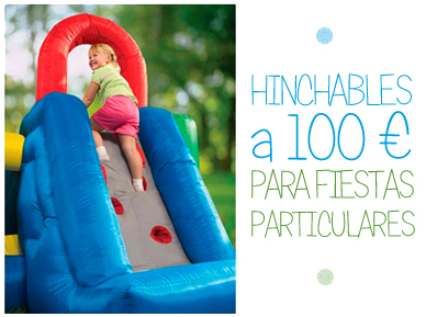 hinchables particulares CAST